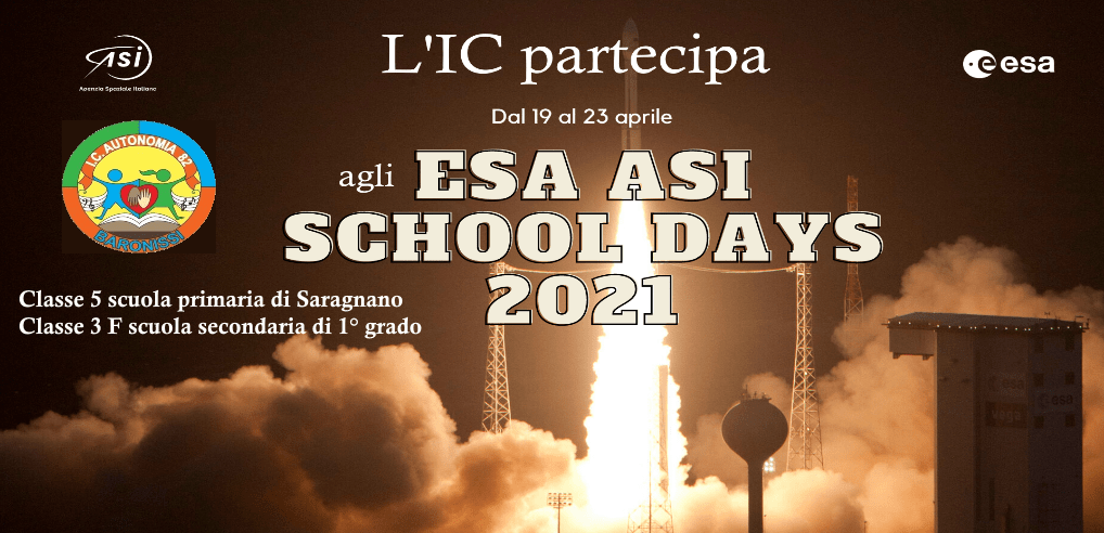 ASI ESA School Days 2021